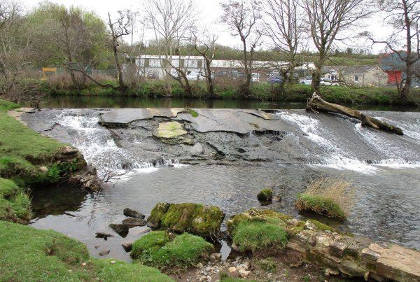 Ennerdale Mill Weir, England